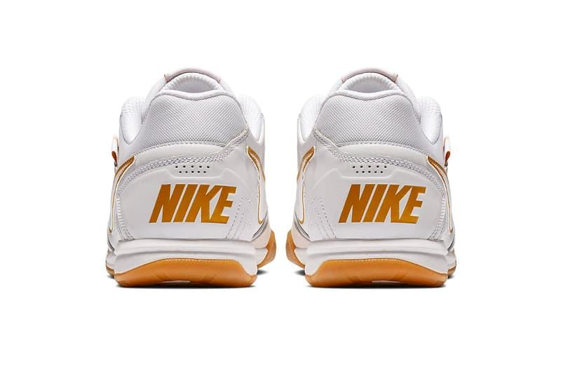 ナイキ Nike SB スケートボード Gato ガトー ブラック ホワイト ゴールド スニーカー インライン オリジナル Black White