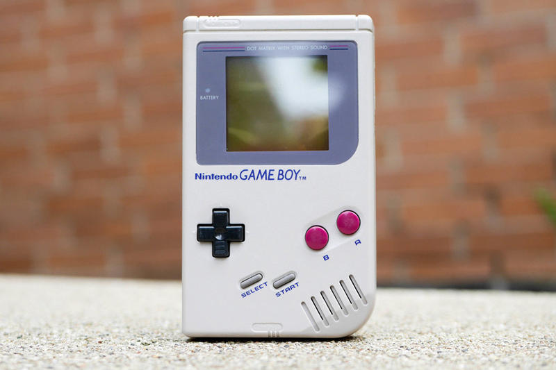 Nintendo Patented Playable Game Boy Phone Case HYPEBEAST ハイプビースト