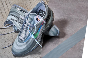 Picture of Off-White™ x Nike による次作コラボ Air Max 97 の日本発売情報が SNKRS 上に登場