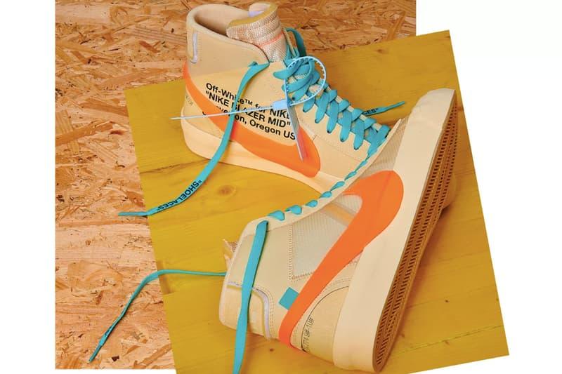 Off-White™ x Nike 新作コラボ Blazer がまさかの計3モデルで SNKRS 上に出現 オフホワイト ナイキ ブレザー スニーカーズ セレーナ ウィリアムズ HYPEBEAST ハイプビースト