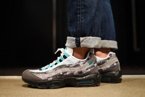 #Onfeet at atmos con Vol.5