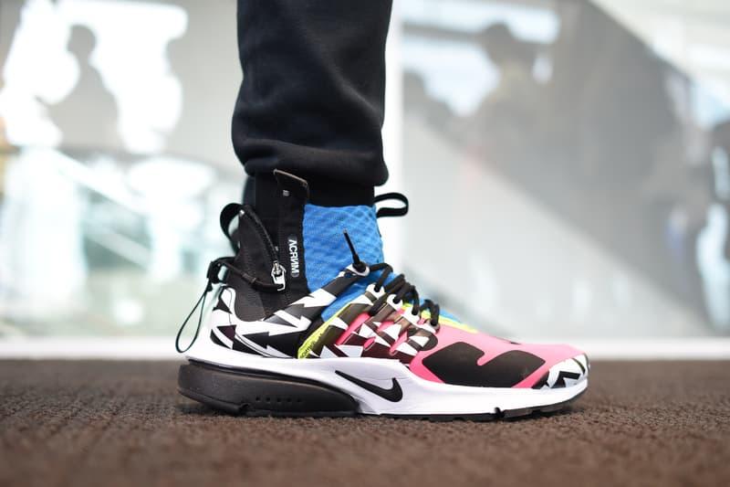 atmos con アトモス スニーカー ナイキ Nike アディダス adidas オフホワイト Off-White プーマ PUMA リーボック Reebok ミズノ MIZUNO コラボ