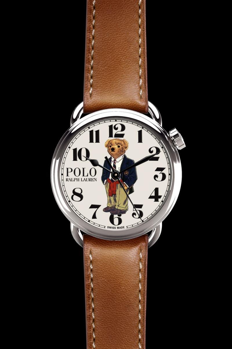 ライフローレン ポロ ベア ベアー 時計 腕時計