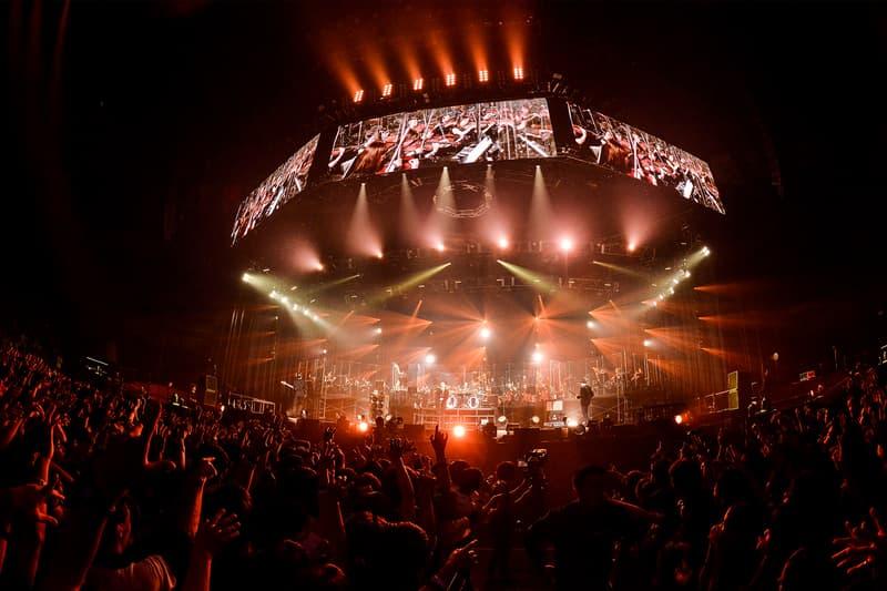 ONE OK ROCK with Orchestra Japan Tour 2018 ライブレポート HYPEBEAST ワンオク さいたまスーパーアリーナ ワンオクライブ