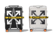 Off-White™ x RIMOWA による第2弾コラボスーツケースの日本展開情報が解禁