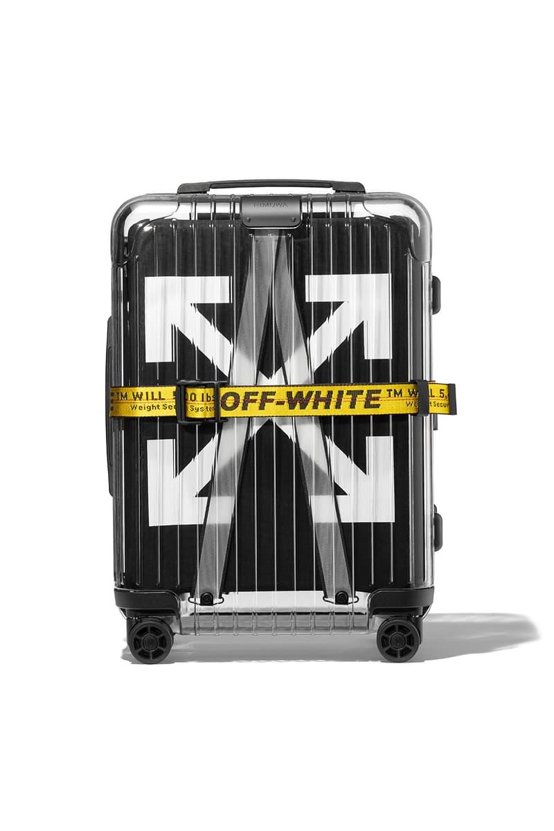 Off-White オフホワイト  RIMOWA リモワ  コラボ hatubai