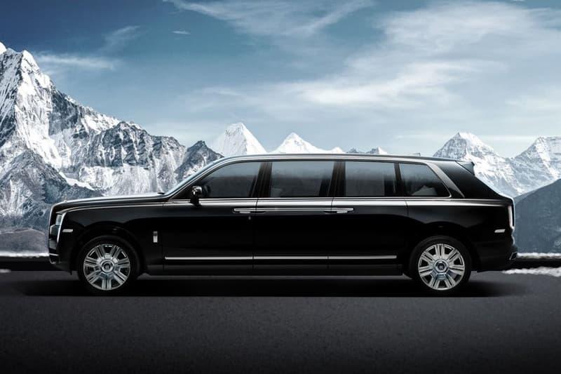 ロールス・ロイス SUV カリナンが防弾 リムジン 仕様 アップデート 登場 Rolls-Royce Klassen 車 HYPEBEAST ハイプビースト