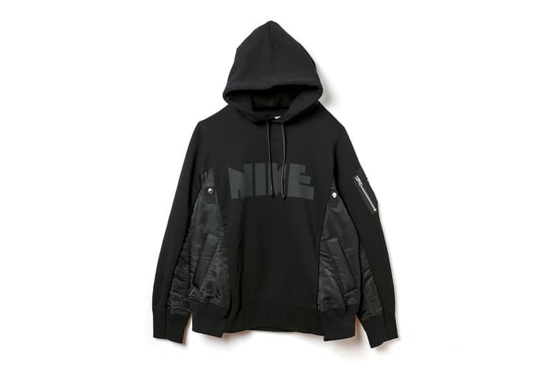 sacai x Nike がハイブリッドを打ち出した最新コラボコレクションを発表 サカイ ナイキ HYPEBEAST ハイプビースト