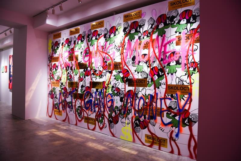 """Amazon Fashion """"AT TOKYO"""" 初のアートイベント SKOLOCT エキシビションに潜入 スコロクト アマゾンファッション 東コレ ハイプビースト HYPEBEAST"""