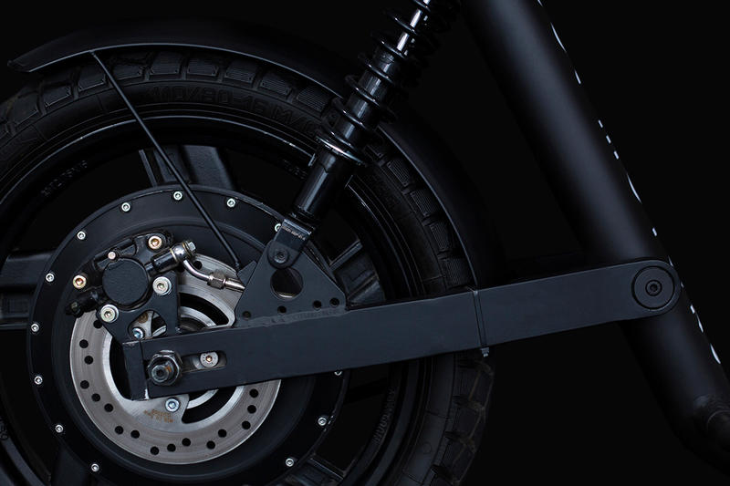 SOL motors Pocket Rocket 電動 バイク 二輪車 モペッド ノペッド デザイン