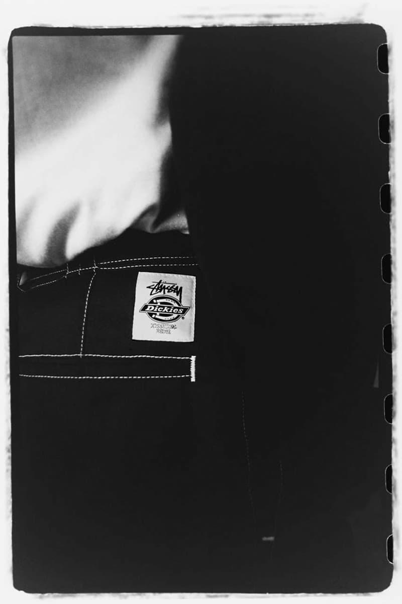 1950年代のカルチャーを再解釈した STÜSSY x Dickies による最新コラボコレクションが登場 ステューシー ディッキーズ HYPEBEAST ハイプビースト