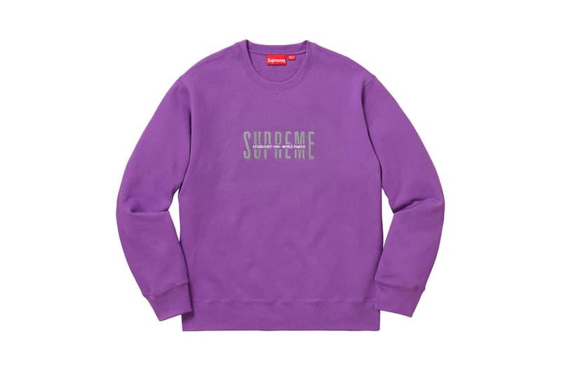 Supreme 2018 秋冬 コレクション 発売アイテム - Week 7 シュプリーム ヴァンズ Vans HYPEBEAST ハイプビースト