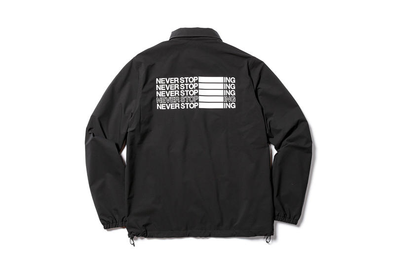 The North Face The North Face ING COACH JACKET Black SOLOTEX Outer HYPEBEAST