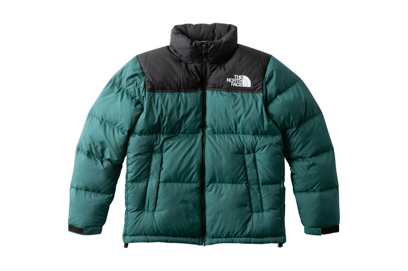 The North Face Nuptse Jackets blue black red yellow orange grey gold release info HYPEBEAST