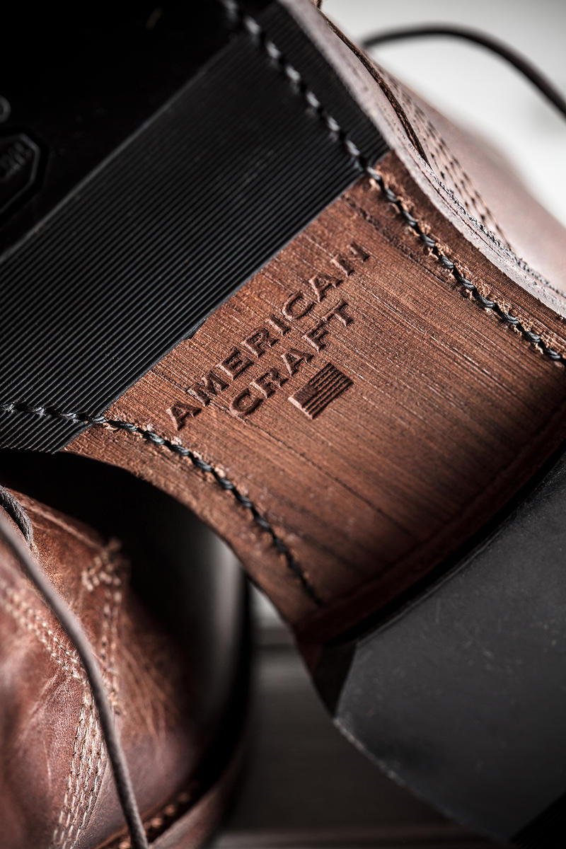 """米国伝統の職人技術を具現化するTimberland """"American Craft""""コレクション 熟練の職人が最高級の素材を仕立てた玄人も頷かせるChukkaとMoc Toeの2型を展開 HYPEBEAST ハイプビースト"""
