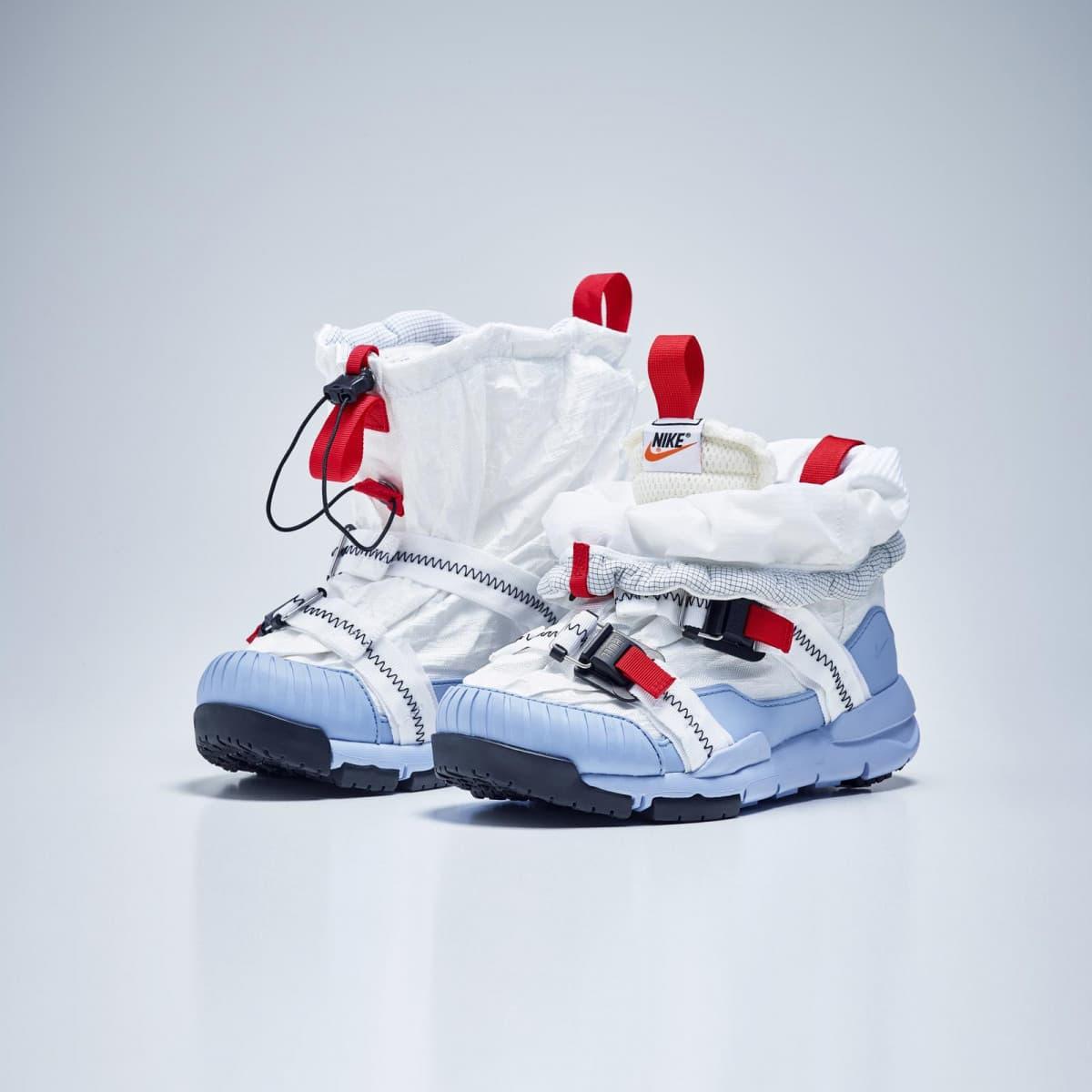 トム・サックス渾身の一足 Nike Mars Yard Overshoe の公式ビジュアルが解禁