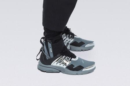 ACRONYM® x Nike による Air Presto Mid 未発売モデルのビジュアルが浮上