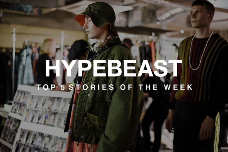 押さえておきたい今週の必読記事5選 東京ファッションウィークの舞台裏からBanksyによる疑惑の絵画シュレッダー裁断事件、遂に開幕したNBAで着用禁止となったNGバッシュ特集まで今週を総ざらい HYPEBEAST ハイプビースト
