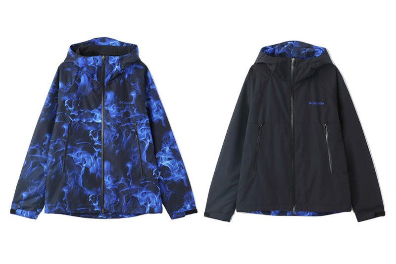"""XLARGE®×Columbiaより""""BLUE FIRE""""モチーフの最新コラボコレクションが登場"""