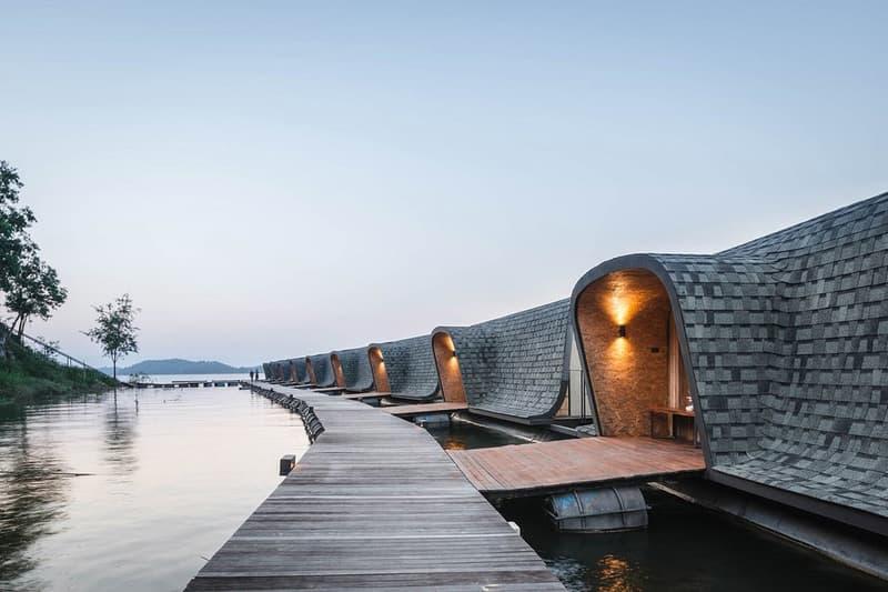 タイ カンチャナブリ Z9 Resort ホテル