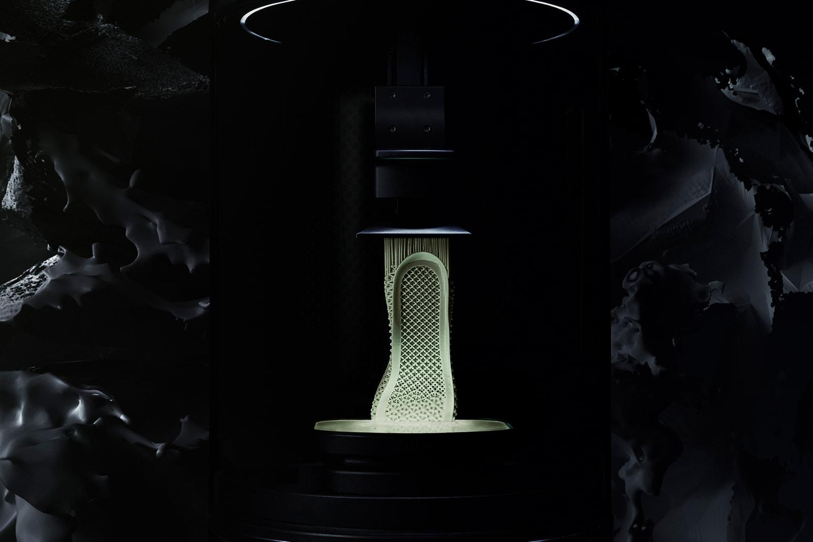 adidas よりスニーカー史を更新する異次元構造ミッドソール搭載の Alphaedge 4D が登場 世界有数の3Dプリントメーカー「Carbon」とチームアップし、最先端テクノロジーを駆使した時代を変える名作モデルが完成