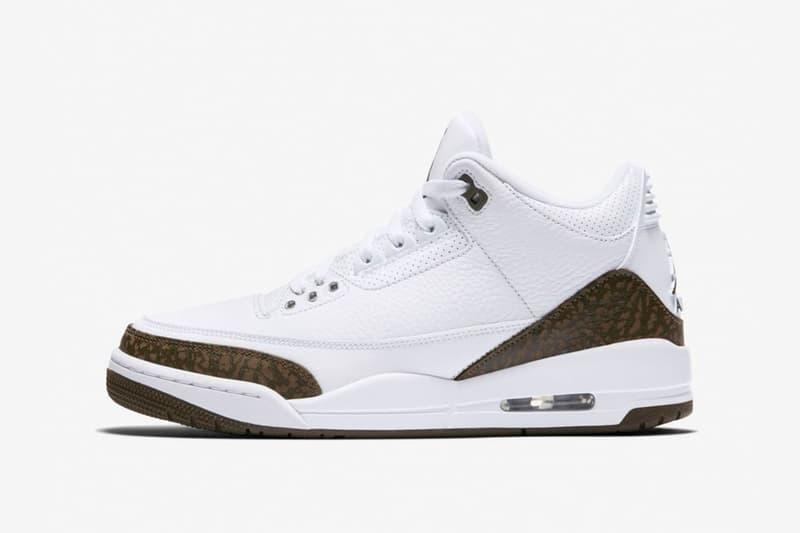 """エアジョーダン3 Air Jordan 3 ナイキ Nike 屈指の秀作と知られる """"Mocha"""" が17年振りに復活 Michael Jordan(マイケル・ジョーダン) HYPEBEAST ハイプビースト"""