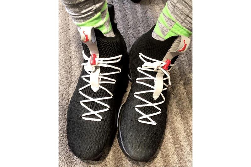 ナイキ レブロン x エアジョーダン Nike LeBron x Air Jordan による最強コラボが実現か? HYPEBEAST ハイプビースト