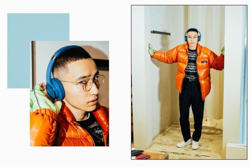 """""""音楽とファッションの関係性""""を再認識させる audio-technica の新作ワイヤレスヘッドホン """"ATH-SR30BT"""" あらゆるスタイルに共存可能な才色兼備の新作ヘッドホンと共に『BEAUTY&YOUTH』による4つの最新スタイルを提案 AUDIO-TECHNICA hypebeast ハイプビースト"""