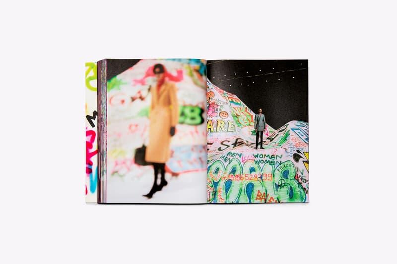 バレンシアガ Balenciaga デムナ demna ヴェトモン vetements が2018年冬コレクションの裏側を記録したフォトブックを発売