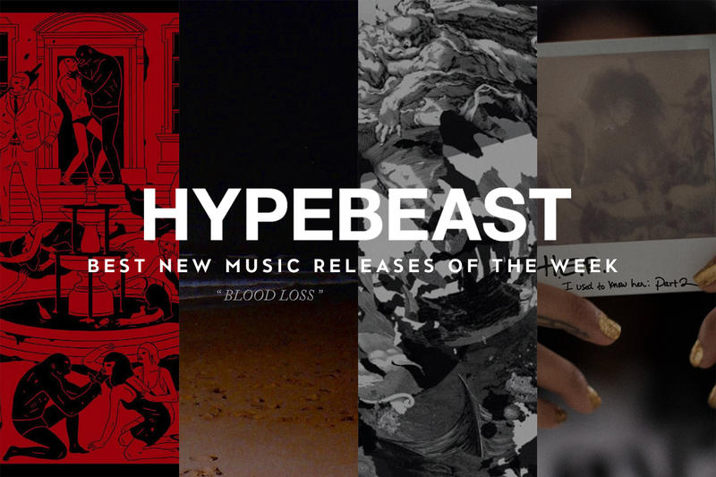 HYPEBEAST 音楽 リリース 情報 スウィズ・ビーツ Swizz Beatz POISON  H.E.R ハー I Used To Know Her: Part 2 プーマ・ブルー Puma Blue Blood Loss エイリアス & ドーズワン Alias & Doseone Less Is Orchestra