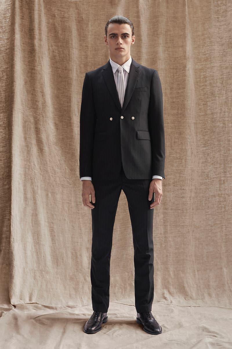 バーバリー リカルドティッシ Burberry 2019年秋冬 Fall/Winter 2019 Pre Collection Details High-end Fashion Brand Luxury Goods Cop Purchase Buy Lookbook Collections Exclusive Mens Menswear Looks