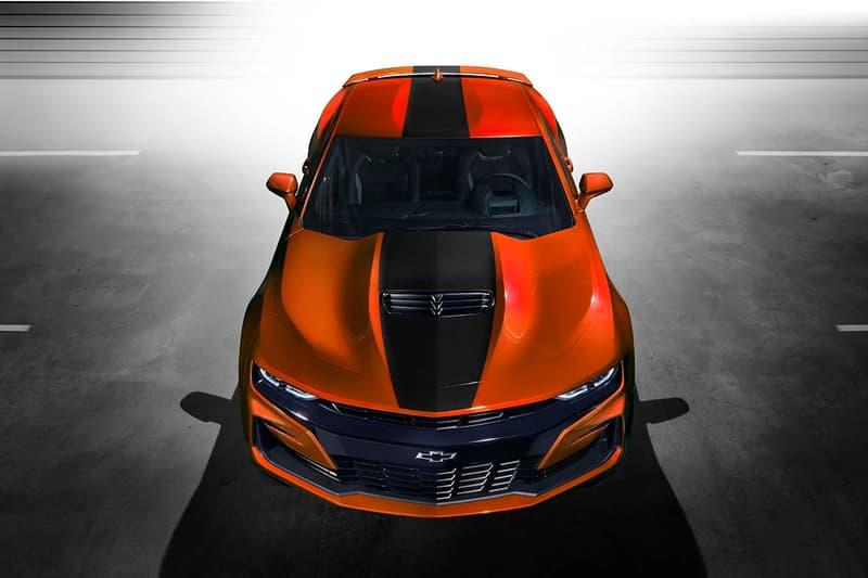 シボレー カマロ Limited Edition 特別限定車 オレンジ 試乗 Chevrolet Camaro ゼネラルモーターズ GM スポーツクーペ 価格 スペック
