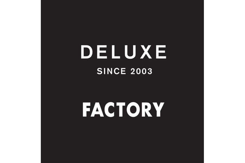 DELUXE デラックス ポップアップストア ダクトリー FACTORY