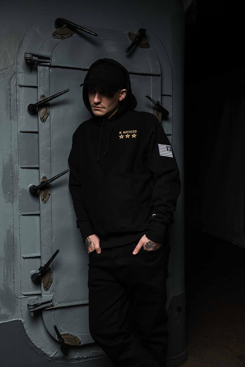 エミネム カミカゼ カプセルコレクション ブラックフライデー Eminem Black Friday Kamikaze Merch Capsule drop release date info vinyl record cassette hoodie tee shirt sweater print november 22 2018 buy glow dark
