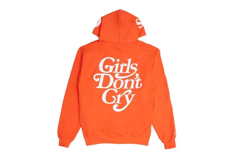 ガールズドントクライ Girls Don't Cry キャロッツ Carrtos by Anwar Carrots パーカー フーディー コラボ