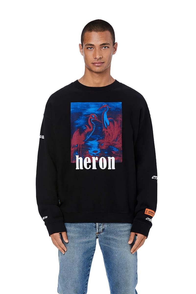 ヘロン プレストン Heron Preston が2019年春夏コレクションのプレオーダーを開始 HYPEBEAST ハイプビースト