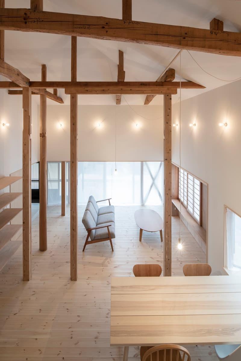 建築 住宅 千葉県 佐倉市 日本家屋 デザイン リノベーション 徳田直之 tokudaction