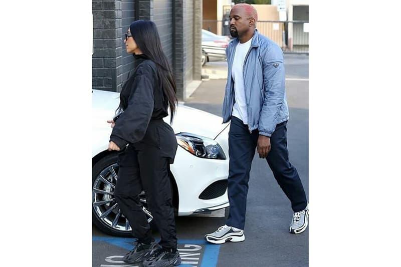 カニエ・ウェスト リーボック Kanye West  Reebok