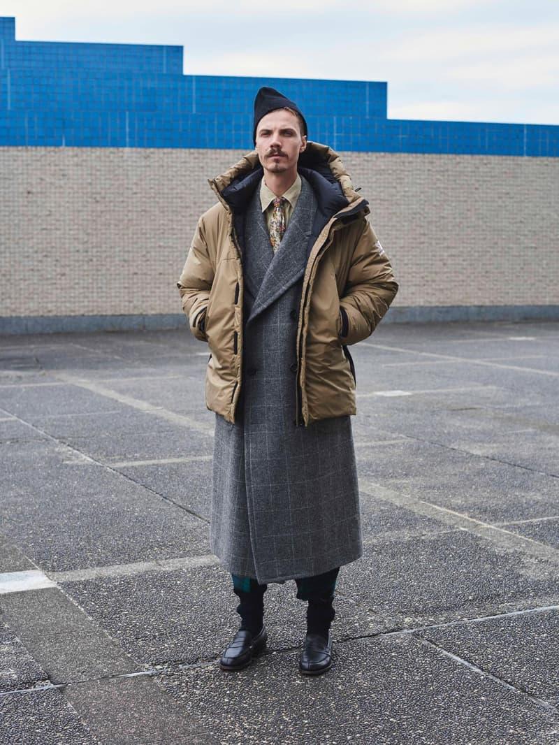 karrimor カリマー ダウンジャケット ヘビーアウター 2018 秋冬 着回し 提案 スタイル サンプル