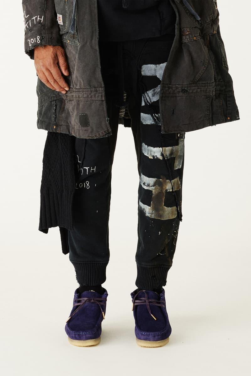キス x グレッグ ローレン KITH x Greg Lauren より各アイテム限定3着の希少なコラボコレクションが登場 HYPEBEAST ハイプビースト