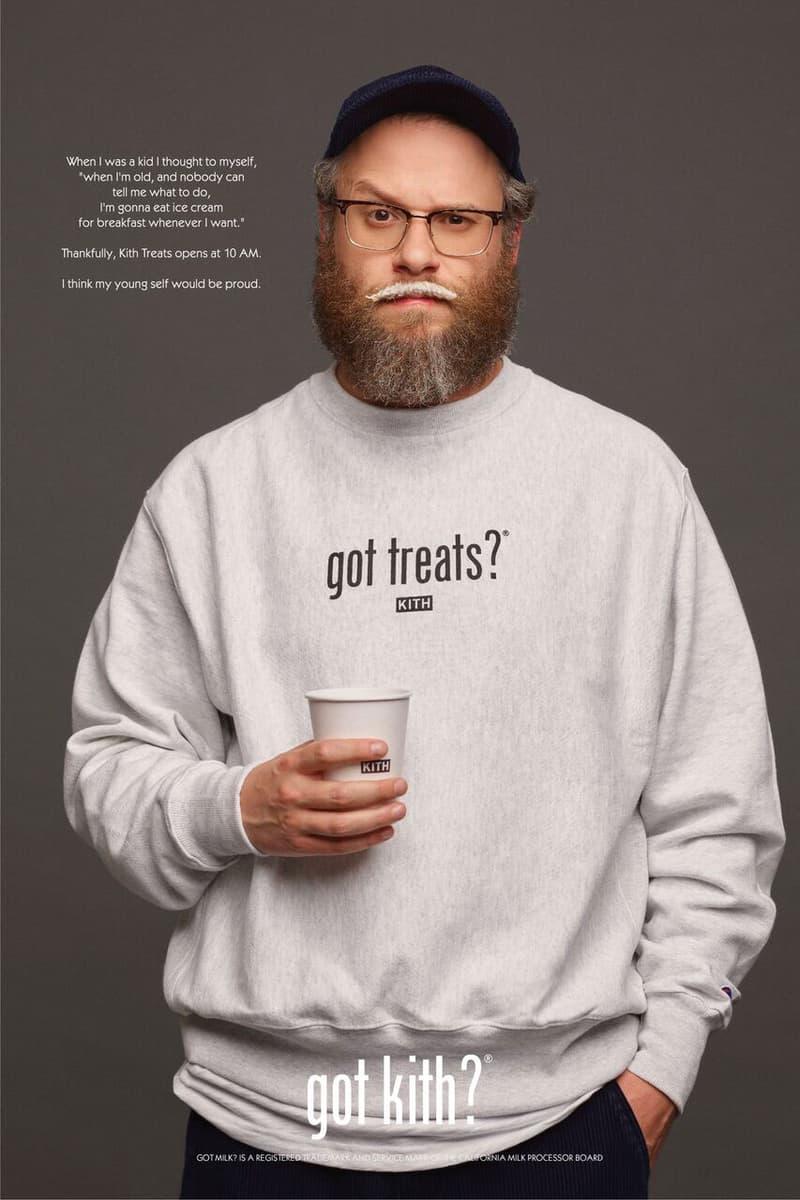 KITH TREATS キス トリーツ ゴットミルク got milk アメリカ