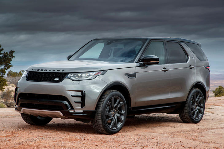 ランドローバー ディスカバリー SUV オフロード オフローダー Land Rover Discovery 4WD 3シーター
