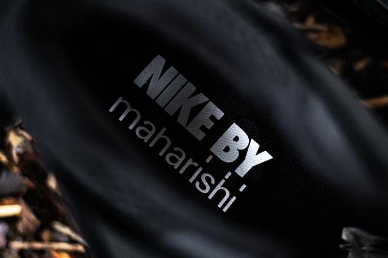 maharishi マハリシ ナイキ Nike コラボ コラボレーション シューズ エアフォース エアマックス