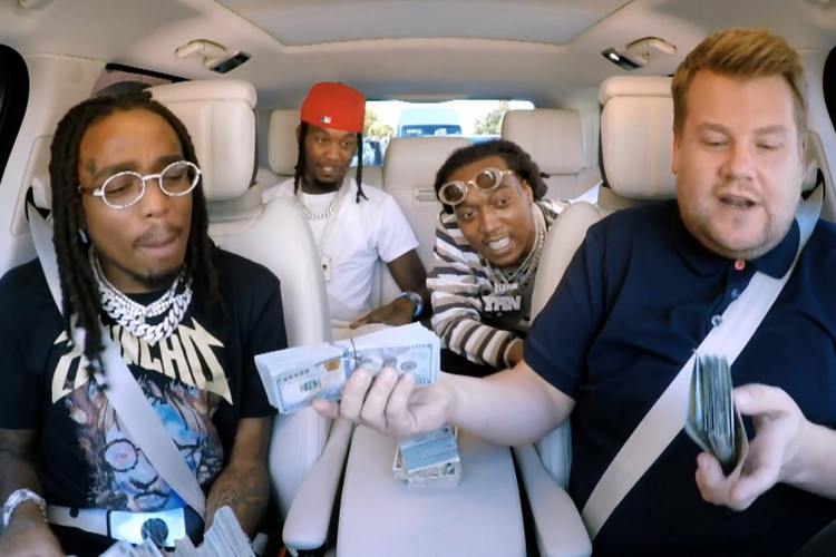 Carpool Karaoke | HYPEBEAST
