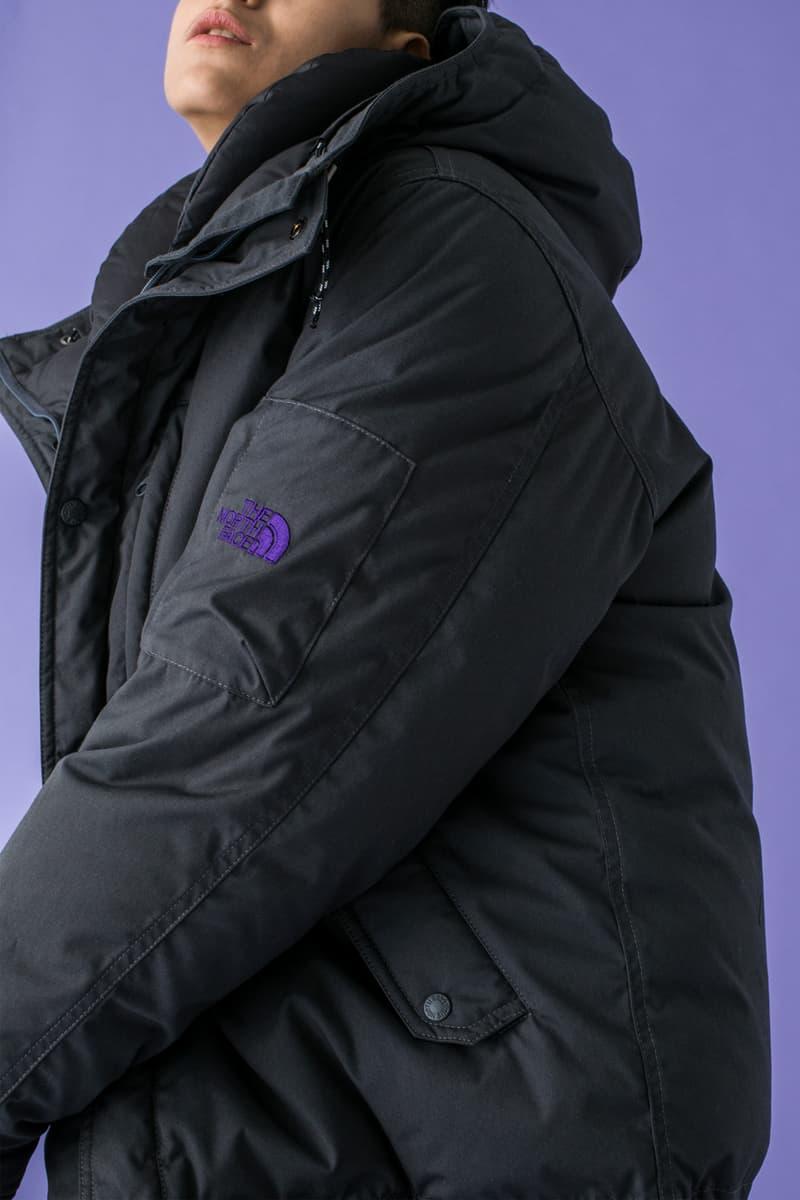 ノースフェイス ダウン パープルレーベル モンキータイム アウター オンライン 発売日 価格 値段 monkey time The North Face Purple Label 65/35 MOUNTAIN SHORT DOWN PARKA TNF