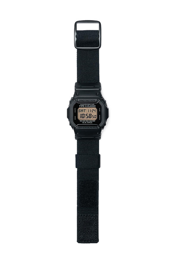 N.ハリウッド G-SHOCK DW-5600 コラボ 時計 N.HOOLYWOOD オンライン 取り扱い