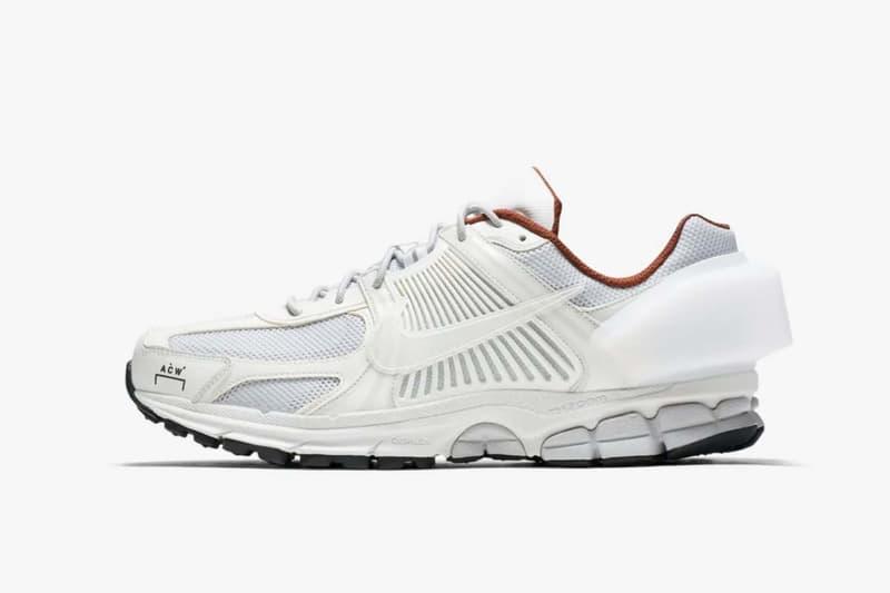 Nike ナイキ コールド ウォール A COLD WALL ズームボメロ スニーカー コラボ Zoom Vomero +5