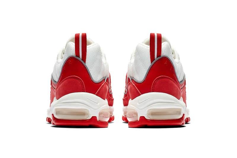 シュプリーム Supreme ナイキ エア マックス コラボに酷似する配色を採用した Nike Air Max 98 が登場