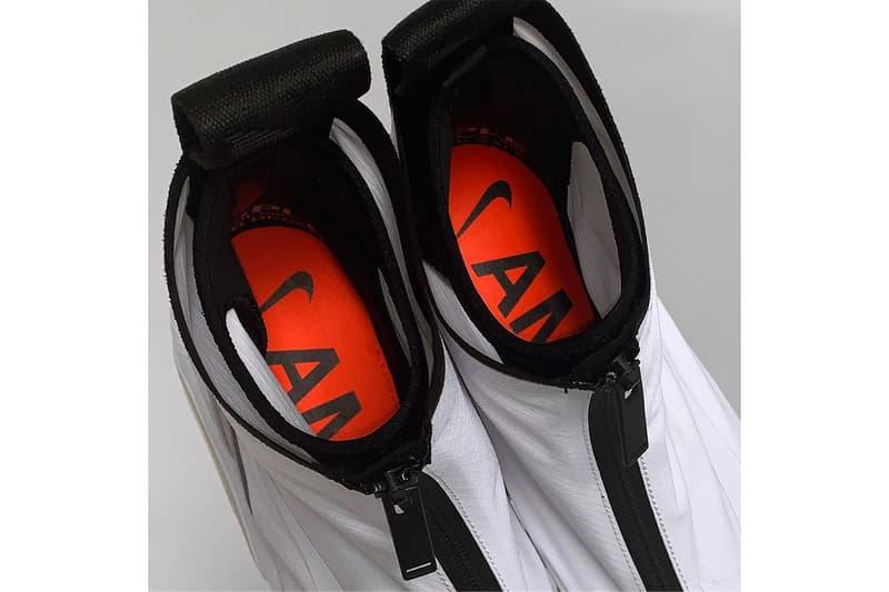 アンブッシュ x ナイキ AMBUSH® x Nike yoon ユン verbal バーバル によるコラボフットウェアのビジュアルが先行公開