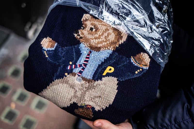 パレス Palace ポロ ラルフ ローレン Polo Ralph Lauren コラボ コラボレーション ニット ポロベア ジャケット シャツ デッキ キャップ